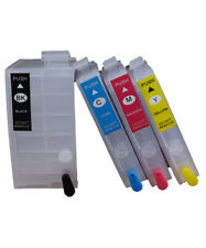 Refillable ink cartridges for Epson WF-7210 WF-7710 WF-7720 NON-OEM