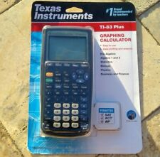 🌟🎈 Texas Instruments TI-83 Plus  Graphing Calculator 🌟
