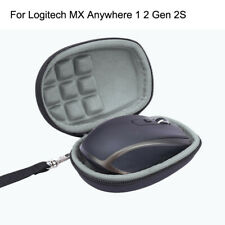 Portable Hard Case For Logitech MX Anywhere 1 2 Gen 2S Wireless Mobile Mouse