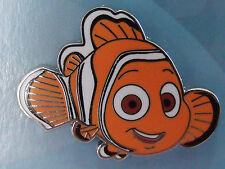 New 2016 Disney Booster Trading Pin Pixar Finding Dory Nemo Clown Fish DR