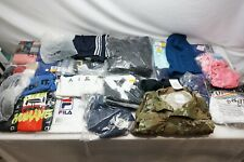 Lot of 23 Assorted New w/Tags Men's Medium Sized Clothing Items -Bbr1295