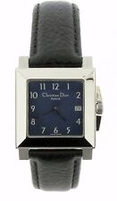 LADIES CHRISTIAN DIOR WATCH WITH BLUE DIAL MODEL # D71-100