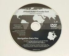 2005 -- 2012 CHEVROLET CORVETTE Z06 ZR1 NAVIGATION SYSTEM OEM DVD EAST COAST Map