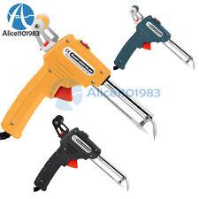 Soldering Iron Kit Solder Gun Automatic Feed Handheld Welderl 110v220v 60w