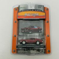 Greenlight Muscle Car Garage - 1969 Ford Mustang Boss 429 Diecast 1:64 Scale