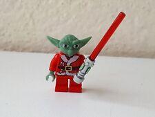 "FIGURINE LEGO STAR WARS "" YODA  NOEL """