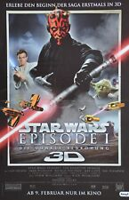 STAR WARS - A3 Poster (42 x 28 cm) - Episode 1 Die dunkle Bedrohung Clippings