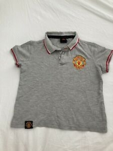 manchester united polo shirt 4-5