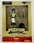 DIAMOND SELECT AVATAR THE LAST AIRBENDER TOPH ACTION FIGURE WALGREEN EXCLUSIVE