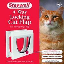 StayWell Manual Cat Locking Flap Doors