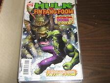 Hulk vs Fin Fang Foom (2007) #1 - Marvel Comics