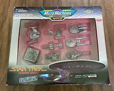 1995 Gallon Micro Machines Star Trek Television Series I Collectors Edition New