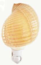 Seashell Night Light Selacosa Shell Decorative Beach Decor Nautical Gift