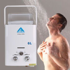 1.6GPM 6L Hot Water Heater Tankless LPG Liquid Propane Gas House Instant Boiler