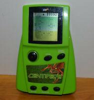 CENTIPEDE VIDEO GAME HANDHELD LCD MGA ENTERTAINMENT 2001 ATARI