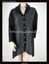 Taking Shape Solid Plus Size Coats, Jackets & Vests for Women