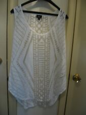 Mossimo Gallery Sleeveless Top NWT