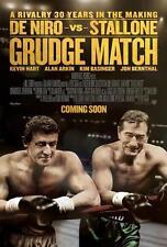 GRUDGE MATCH ORIGINAL 27x40 MOVIE POSTER (2013) STALLONE & DE NIRO