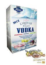 Fazer ® Liqueur Fills Vodka Mix Chocolate Bars - 150 g / 5.3 oz