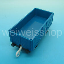 NEW FISHER-PRICE THOMAS & FRIENDS CARGO CAR for TRACKMASTER ENGINE TRAIN BLUE