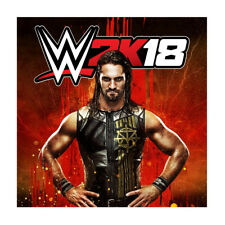 PlayStation 4 WWE 2k18 Deluxe Edition (ps4) VideoGames