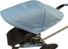 Hellblau Sonnendach Sonnenblende Drähte für Bugaboo Chameleon 1 2 3 Frosch Baby