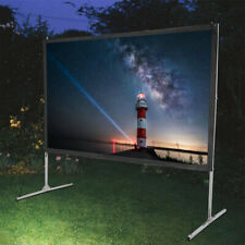 """Projector screen 100""""16:9 fast fold Multi-layer Pvc screen with 1.1 gain"""