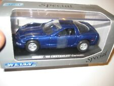 Welly 1999 Chevrolet  Corvette Model