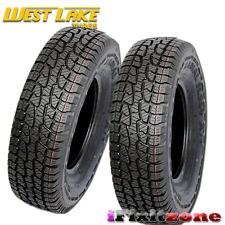 2 Westlake SL369 LT235/75R15 104/101Q C/6 Highway & Off Road All Terrain Tire