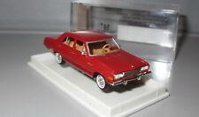 Brekina 20753 Opel Admiral A _ Limousine _ bordeauxrot _ H3236
