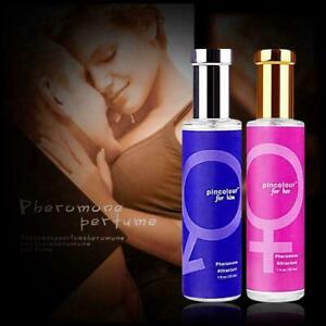 Pheromone Flirt Perfume Men Women Body Spray With Pheromones Sex Fragrance Male