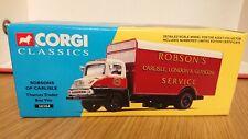 Corgi Classics 30304 Thames Trader Box Van ROBSONS of Carlisle Ltd Edition