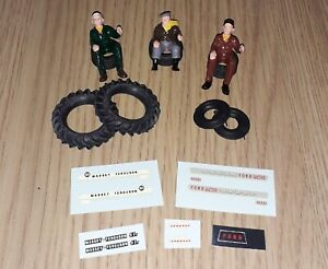 Corgi 50 55 66 67 69 73 74 Tractor Reproduction Spare Parts - Choose from List