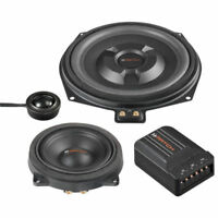 Match Audiotec Fisher 3 way Component Speaker Upgrade set kit BMW 3 Series F30