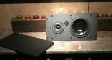 "James loudspeakers model 62-SDX 2""x4"" flush mount in wall speakers (only 1 Spkr)"