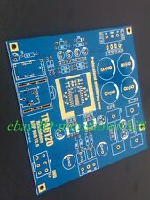 1 pcs TPA6120 TPA6120A2 Headphone amplifier preamp PCB Bare Circuit board DIY
