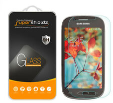 2X Supershieldz Tempered Glass Screen Protector Saver For Samsung Galaxy Light