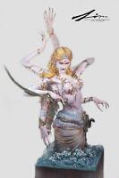 NAGA Resin Statue LIN STUDIOS Model Figurine Painted In Stock WF2018 In Stock GK