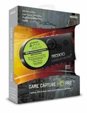 Roxio Game Capture HD Pro Console Live Streaming YouTube Twitch Ps4 Xbox One