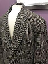 GIORGIO ARMANI ITALY Men's Brown TEXTURED WOOL Jacket Sport Coat Blazer L 40 R