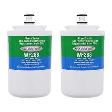 Aqua Fresh Water Filter - Fits Maytag MZD2766GEW Refrigerators (2 Pack)