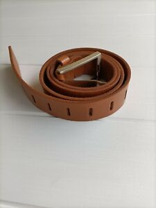 Quality New Cow Hide Leather Belt by EAGLE Sze42 Made in Australia Free Postage