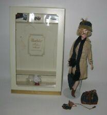 Barbie Silkstone Doll in Ture Brit Gold Label Outfit JO941 NM w/ Box #J46