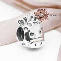 Pandora Gorgeous Giraffe, Animal  Bracelet S925 Charm, NEW,  791747