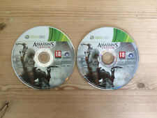 Assassins Creed III (3) for Xbox 360 *Discs Only*