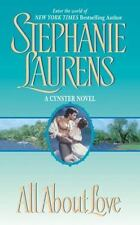 All About Love (cynster Novels): By Stephanie Laurens