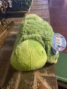 PEE WEE PILLOW PETS SOFT PLUSH STUFFED  Tardy Turtle New