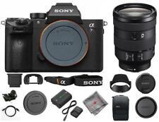 Sony Alpha A7R III Digital Camera with Sony FE 24-105mm f/4 G Lens