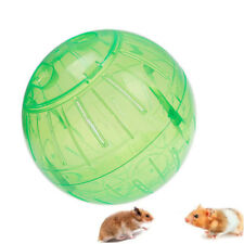 Cute Plastic Pet Mice Gerbil Hamster Jogging Playing Exercise Ball Toy
