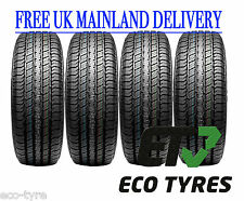 4X Tyres 235 65 R17 108H XL House Brand SUV 4X4  E C 71dB (Deal of 4 Tyres)